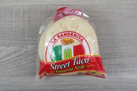 "Ole Mexican Foods Street Taco 4"" Flour Pantry > Wraps"