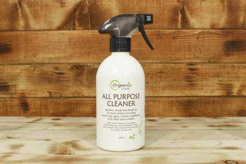 Organic Floor Cleaner Concentrate 500ml