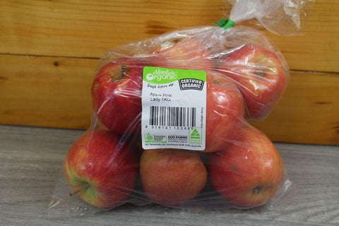 Organic Apple Granny Smith 1kg