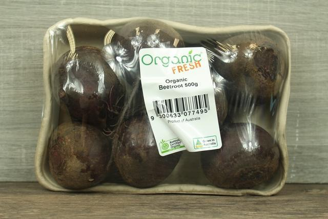 Organic Direct Produce Organic Beetroot 500g Produce > Vegetables