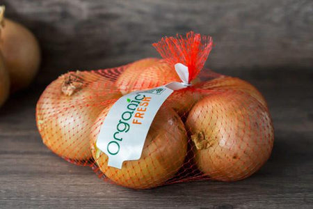 Organic Fresh Organic Brown Onions 1kg* Produce > Vegetables