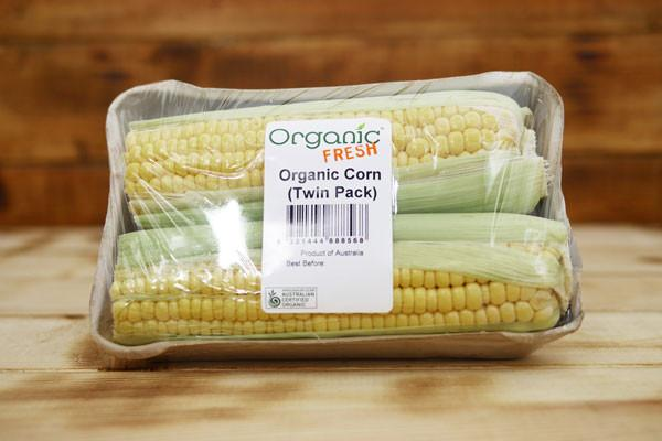 Organic Fresh Organic Corn Produce > Vegetables