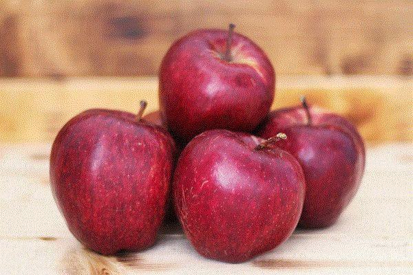 Organic Red Delicious Apples 1kg