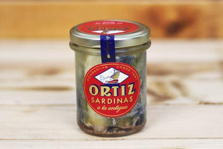 Ortiz Sardines in Olive Oil 190g Pantry > Canned Goods