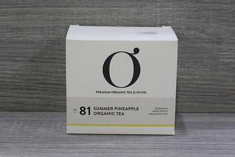 Organic Happy Bowels Tea 140g