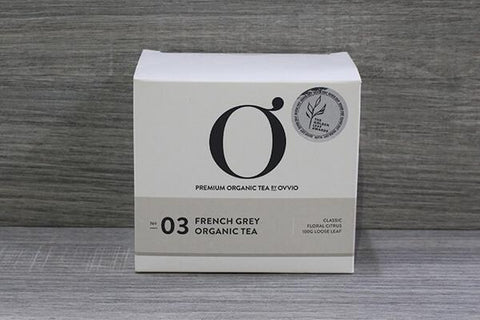 Organic Vanilla Lemon Heaven Tea 110g