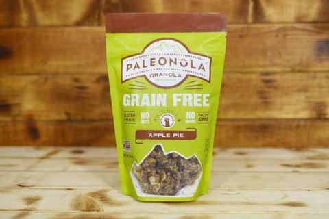 Paleonola Grain Free Apple Pie Granola 283g Pantry > Granola, Cereal, Oats & Bars