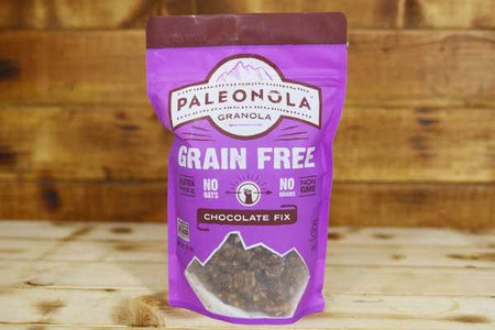 Paleonola Grain Free Chocolate Fix Granola 283g Pantry > Granola, Cereal, Oats & Bars