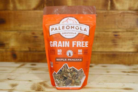 Paleonola Grain Free Maple Pancake Granola 283g Pantry > Granola, Cereal, Oats & Bars