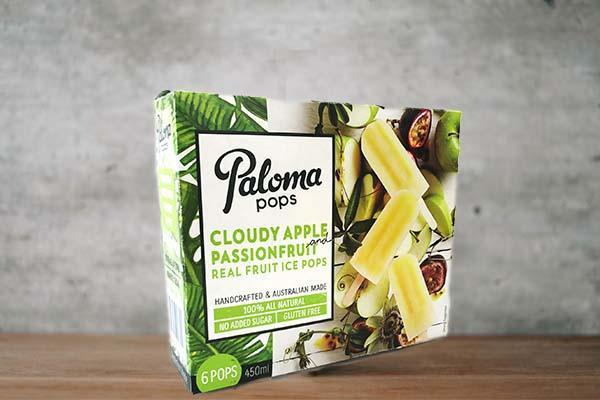 Paloma Pops Apple Passion Fruit 5x6 pack 75ml Freezer > Ready-Made Meals
