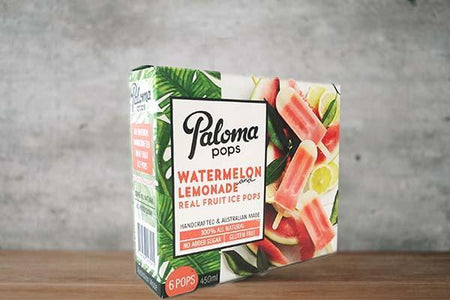 Paloma Pops Watermelon Lemonade 5x6 pack 75ml Freezer > Ready-Made Meals