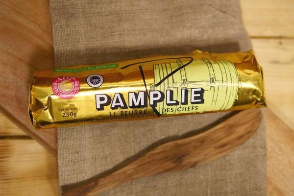 Pamplie Salted Butter Roll 250g Dairy & Eggs > Butter