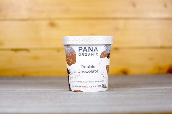 Pana Organic Double Chocolate Ice Cream 475ml Freezer > Ice Cream