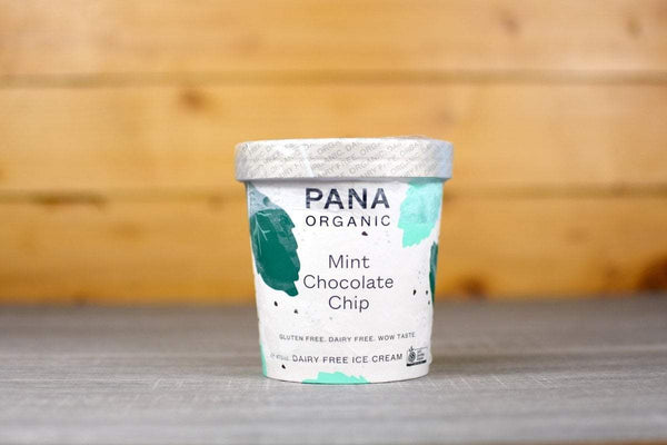 Pana Organic Mint Choco Chip Ice Cream 475ml Freezer > Ice Cream