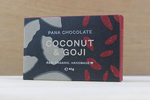 Pana Chocolate Eighty% 45g