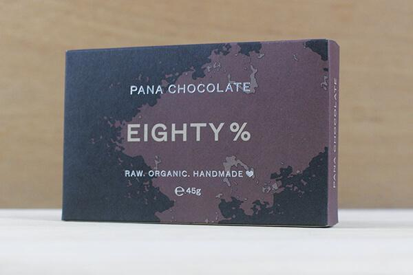 Pana Pana Chocolate Eighty% 45g Pana