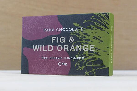 Pana Pana Chocolate Fig & Wild Orange 45g Pana