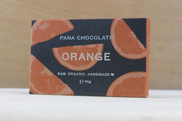 Pana Pana Chocolate Orange 45g Pana
