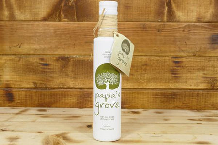 Papa's Grove Extra Virgin Olive Oil 250ml Pantry > Dressings, Oils & Vinegars