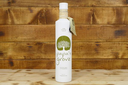 Papa's Grove Extra Virgin Olive Oil 500ml Pantry > Dressings, Oils & Vinegars