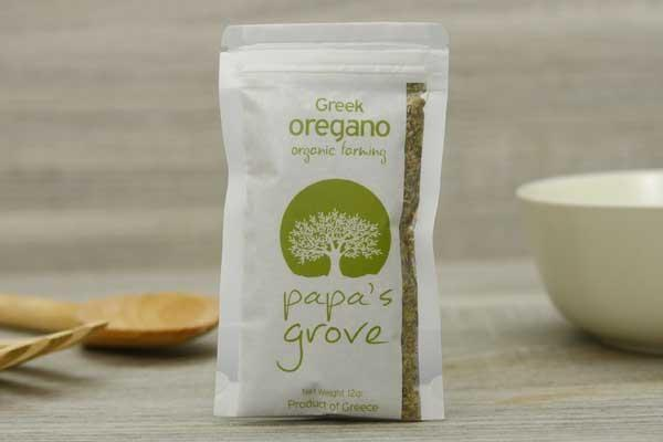 Papa's Grove Organic Oregano 12g Pantry > Baking & Cooking Ingredients