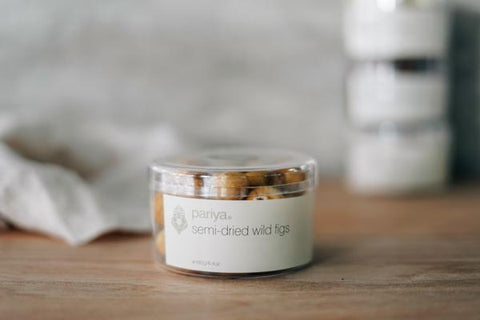 Pariya Semi-Dried Wild Figs 180g Pantry > Dried Fruit & Nuts