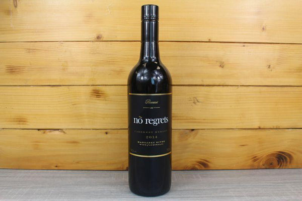 Peccavi No Regrets Cabernet Merlot Alcohol > Wine