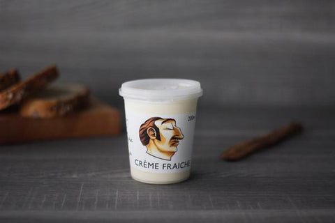 Pepe Saya Creme Fraiche 200ml* Dairy & Eggs > Other Creams & Cheeses
