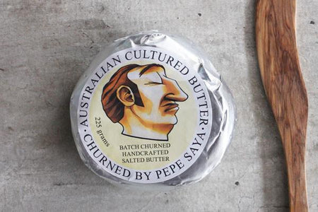 Pepe Saya Salted Cultured Butter 225g* Dairy & Eggs > Butter