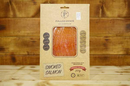 Pialligo Estate Smoked Salmon 200g Seafood > Fish