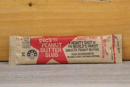Pic's Peanut Butter Pic's Peanut Butter Slugs 30g Pantry > Nut Butters, Honey & Jam