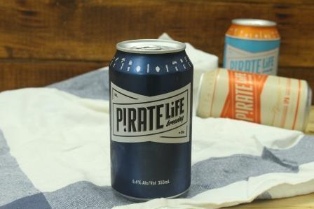 Pirate Life Pale Ale Beer 355ml Alcohol > Beer & More