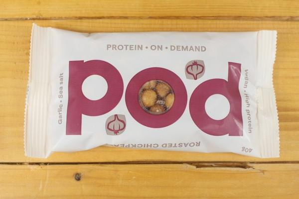 POD Garlic & Seasalt Roasted Chickpeas 40g Pantry > Pantry > Chips & Savoury Snacks