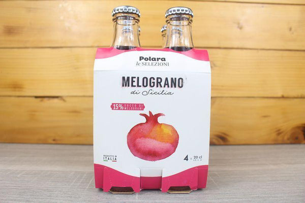 Polara Polara Pomegranate Multipack 4 x 200ml Drinks > Soft Drinks & Mixers