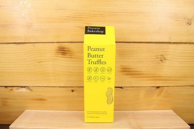 Protein Bakeshop Peanut Butter Truffles 60g Pantry > Granola, Cereal, Oats & Bars