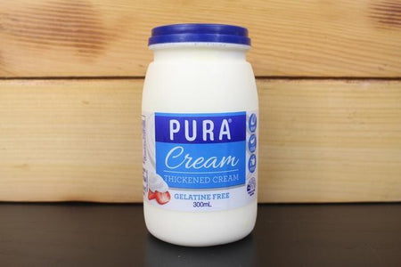 Pura Pura Thickened 300ml Dairy & Eggs > Other Creams & Cheeses