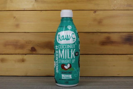 Raw C Coconut Milk 1L - Natural Drinks > Milks & Dairy Alternatives
