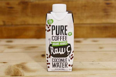 Raw C Coffee Coconut Water 330ml Drinks > Juice, Smoothies & More