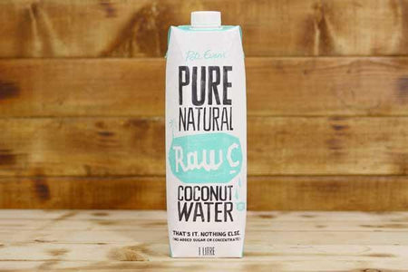 Raw C Natural Coconut Water 1L Drinks > Juice, Smoothies & More
