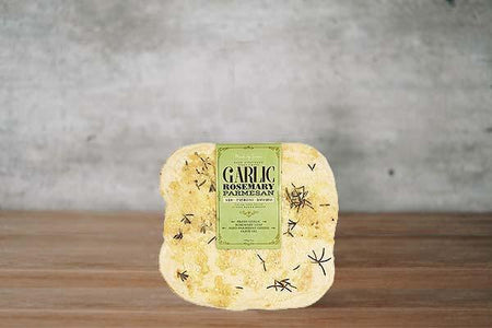 Raw Materials Garlic & Parmesan Bread 350g Bakery > Bread