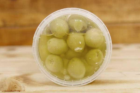 Raw Materials Olives Stuffed with Goat's Fetta 200g Deli > Fresh Antipasto & Olives
