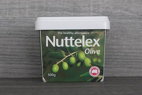 Raw Materials Pty Ltd Nuttelex Olive 500g Dairy & Eggs > Butter