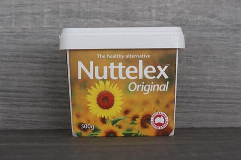 Raw Materials Pty Ltd Nuttelex Original 500g Dairy & Eggs > Butter