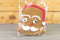 Raw Materials Santa Face Iced Gingerbread 70g Pantry > Cookies, Biscuits & Sweet Snacks