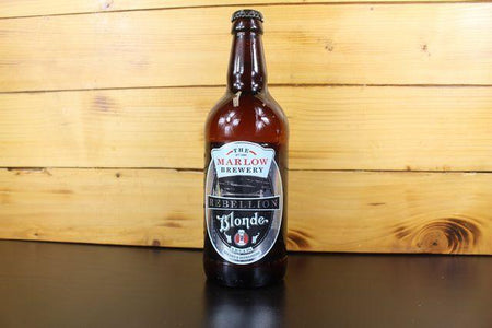 Rebellion Rebellion Blonde 500ml Alcohol > Beer & More