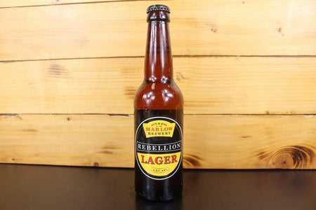 Rebellion Rebellion Lager 330ml Alcohol > Beer & More