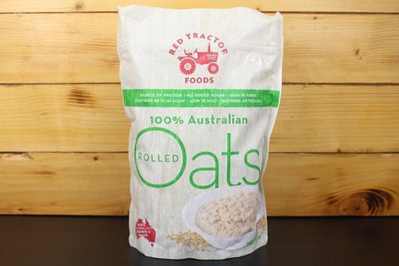 Redtrac Redtrac 100% Rolled Oats 500g Pantry > Granola, Cereal, Oats & Bars