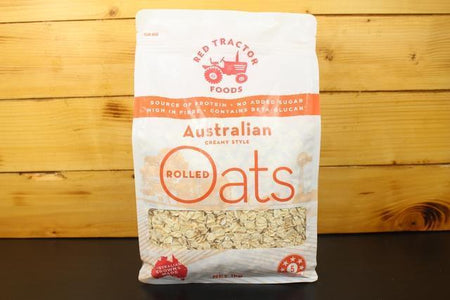 Redtrac Redtrac Australian Rolled Oats 1kg Pantry > Granola, Cereal, Oats & Bars