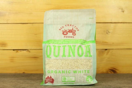 Redtrac Redtrac Foods Quinoa Org White Pantry > Grains, Rice & Beans