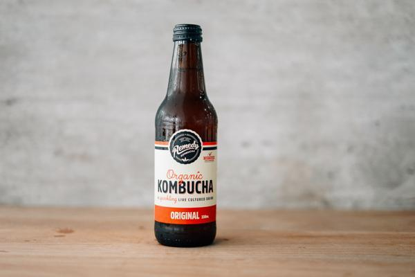 Remedy Kombucha Remedy Kombucha Organic Original Kombucha 750ml Drinks > Juice, Smoothies & More